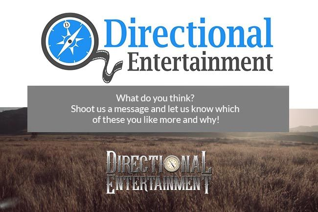 Directional Entertainment Logo