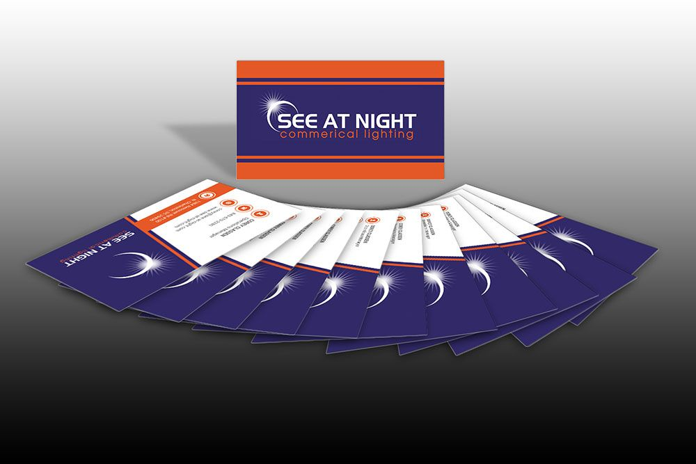 See At Night Business Cards